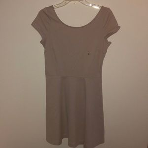 NWT American Eagle Detailed Cut Out Back Dress